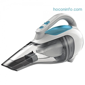 ihocon: BLACK+DECKER HHVI315JO42 Dustbuster Cordless Lithium Hand Vacuum 無線吸塵器