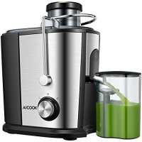 ihocon: Aicook Stainless Steel Wide Mouth Juice Extractor 不銹鋼榨汁機