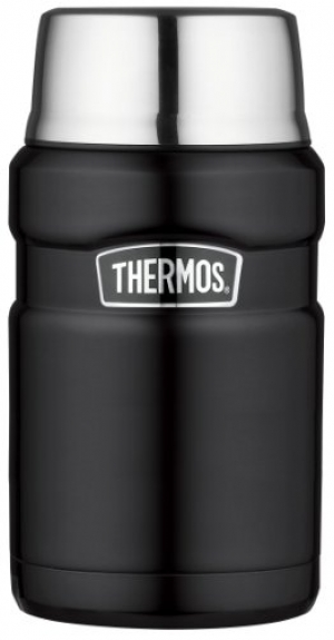 ihocon: Thermos Stainless King 24 Ounce Food Jar不銹鋼保温便當