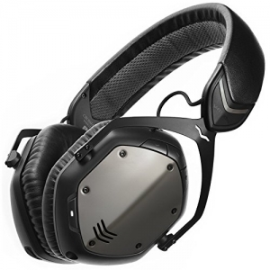 ihocon: V-MODA Crossfade Wireless Over-Ear Headphone - Gunmetal Black - 無線耳機