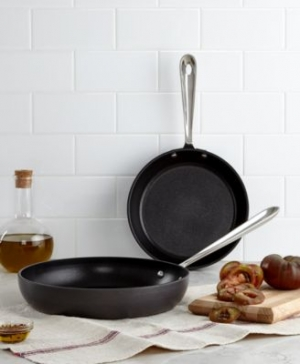 ihocon: All-Clad Hard Anodized 8 & 10 Fry Pan Set 不沾鍋