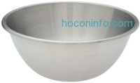 ihocon: Amco Stainless Steel Mixing Bowl, 9-Quart不銹鋼盆