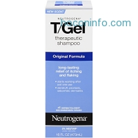 ihocon: Neutrogena T/Gel Therapeutic Shampoo Original Formula 16 oz