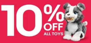 [只有一天] eBay: 兒童玩具 9折優惠!