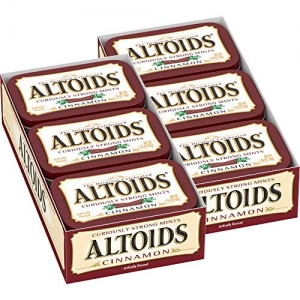 ihocon: Altoids Cinnamon Mints, 1.76 ounce (12 Packs)