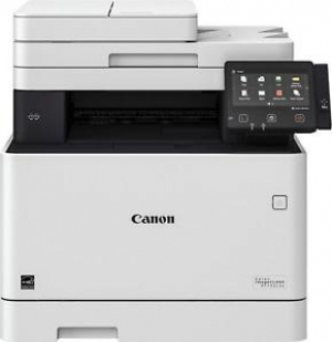 ihocon: Canon Color imageCLASS MF733Cdw Wireless Color All-In-One Printer 彩色無線多功能印表機