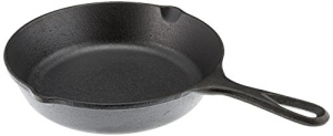 ihocon: Lodge L5SK3 Pre-Seasoned Cast-Iron 8-Inch Skillet 鑄鐵鍋
