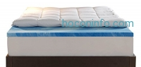 ihocon: Sleep Innovations 4-Inch Dual Layer Queen Mattress Topper