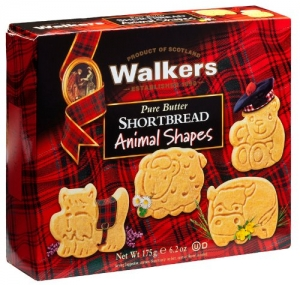 ihocon: Walkers Shortbread Animal Shapes, 6.2-Ounce Boxes (Pack of 6)