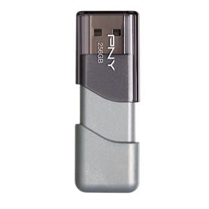 ihocon: PNY Turbo 256GB USB 3.0 Flash Drive (Gray)