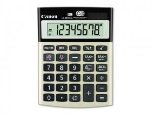 ihocon: Canon LS80TCG Display Calculator