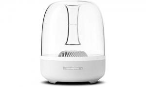 ihocon: Harmon Kardon Aura Studio Bluetooth Speaker with AirPlay