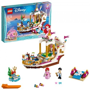 ihocon: LEGO樂高 Disney Princess Ariel's Royal Celebration Boat 41153