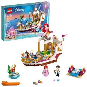 ihocon: LEGO樂高 Disney Princess Ariel's Royal Celebration Boat 41153