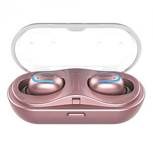 ihocon: NENRENT Q13 TWS True Wireless Bluetooth Earbuds with Charging Case HD Stereo Sound 16H Playtime 真無線藍牙耳機