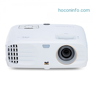 ihocon: ViewSonic PX747-4K 4K Projector with 3500 Lumens, and HDMI Ideal for Home Theater家庭劇院投影機