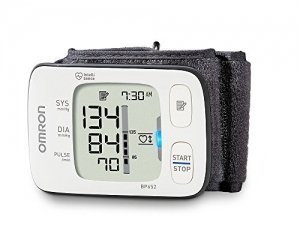 ihocon: Omron(r) Bp652 7 Series Wrist Blood Pressure Monitor 歐姆龍7系列手腕血壓計