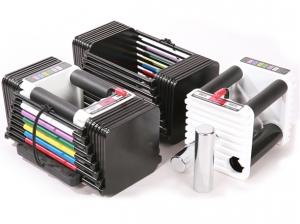 ihocon: PowerBlock Personal Trainer Set PowerBlock 可調重量啞鈴組2.5-50lb