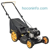 ihocon: Poulan Pro 961320098 PR550N21RH3 Briggs 550ex Side Discharge/Mulch/Bag 3-in-1 Hi-Wheel Push Mower in 21-Inch Deck, 11-inch wheels 除草機