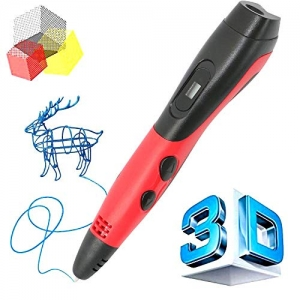 ihocon: Manve 3D Printing Pen for 3D Modeling Doodling 3D立體筆