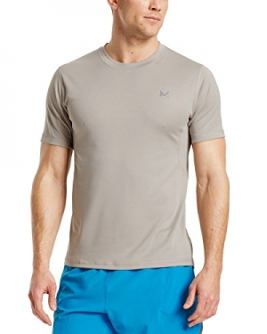 ihocon: Mission Men's VaporActive Alpha Short Sleeve Athletic Shirt