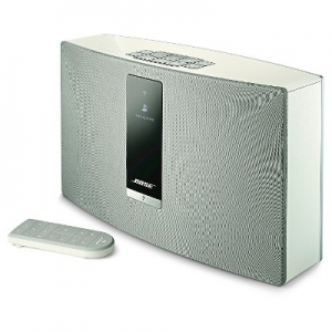ihocon: Bose SoundTouch 20 Series III wireless music system - White (738063-1200)