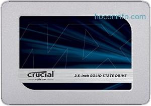 ihocon: Crucial MX500 1TB 3D NAND SATA 2.5 Inch Internal SSD 固態硬碟