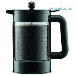 ihocon: Bodum BEAN Ice Coffee Maker, 51 Ounce (12 cup) 冷泡咖啡壺
