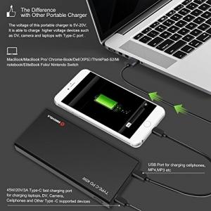 ihocon: EMIGVELA 20000mAh Fast External Battery Power Bank快速充電行動電源 /充電寶