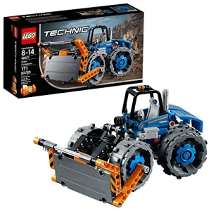 ihocon: LEGO Technic Dozer Compactor 42071 Building Kit (171 Pieces) 樂高推土機