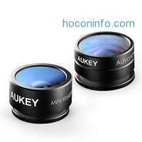 ihocon: AUKEY Optic iPhone Camera Lens 手機鏡頭