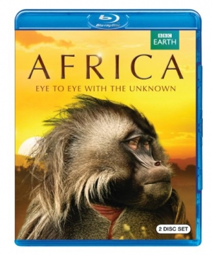 [Blu-ray藍光碟] Africa: Eye To Eye With the Unknown $9.99(原價$34.98, 71% Off)