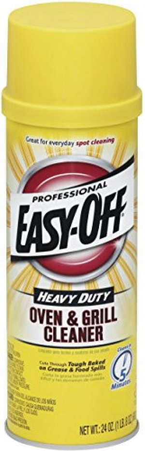 ihocon: Easy-Off Professional Oven & Grill Cleaner, 24 oz Can 專業烤箱和烤架清潔劑