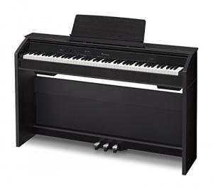 ihocon: Casio PX860 BK Privia Digital Home Piano, Black with Power Supply 卡西歐電鋼琴