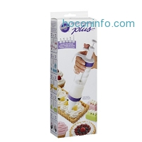 ihocon: Wilton 415-0906 Dessert Decorator Plus蛋糕/甜點裝飾擠花工具