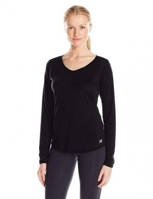 ihocon: New Balance Women's Long Sleeve Performance Top 女士長袖上衣