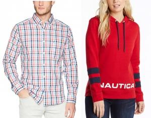 [Amazon 今日特賣] Nautica男士, 女士服飾 – 多款可選 特價優惠, 只一天