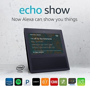 ihocon: Amazon Echo Show 智慧型觸控居家助理