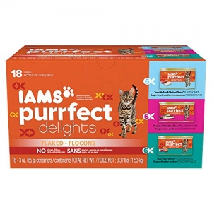 ihocon: Iams Purrfect Delights Flaked Adult Wet Cat Food 片狀成人濕貓食