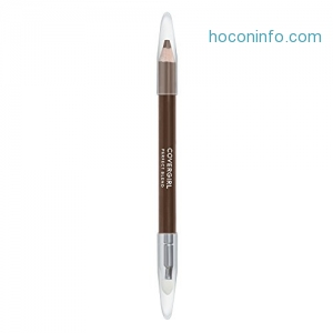 ihocon: COVERGIRL Perfect Blend Eyeliner Pencil, One Pencil, Black Brown Color, Eyeliner Pencil with Blending Tip For Precise or Smudged Look (packaging may vary)