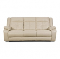 ihocon: Simmons Upholstery Miracle Motion Sofa - Cream