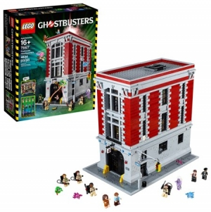 [新低價] LEGO Ghostbusters Firehouse Headquarters 75827 $289.99免運(原價$349.95)