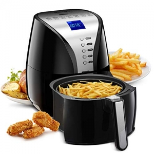 ihocon: Habor Air Fryer, 3.8QT 氣炸鍋