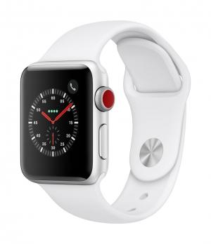 ihocon: Apple Watch Series 3 - GPS+Cellular - 38mm - Sport Band - Aluminum Case