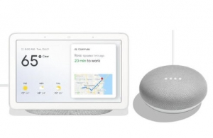 ihocon: Google Home Hub + Google Mini