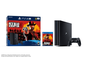 ihocon: Sony PlayStation Red Dead Redemption 2 PS4 Pro Bundle