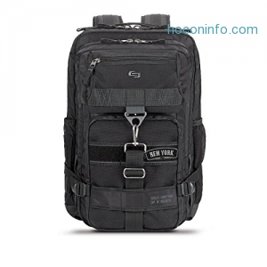 ihocon: Solo Altitude 17.3 Laptop Backpack電腦背包