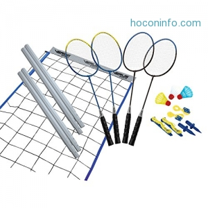 ihocon: Verus Sports Badminton Set羽毛球組
