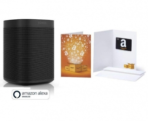 ihocon: All-new Sonos One Smart Speaker with Alexa voice control + $50 Amazon Gift Card