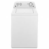 ihocon: Kenmore 20232 3.5 cu. ft. Top-Load Washer with Deep Fill Option - White洗衣機